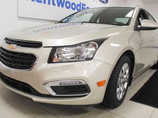 Used 2016 Chevrolet Cruze Limited 1LT FWD sedan for sale in Edmonton, AB