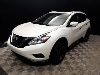 Used 2016 Nissan Murano for sale in Edmonton, AB