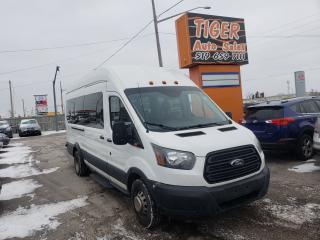 Used 2015 Ford Transit T350 15-18 PASSENGER VAN**6 CYLINDER**HIGH ROOF** for sale in London, ON