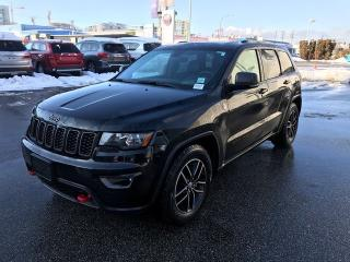 Used 2018 Jeep Grand Cherokee TRLHWK for sale in Richmond, BC