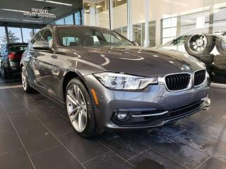 Used 2018 BMW 3 Series HEATED SEATS, SUNROOF, NAVI for sale in Edmonton, AB