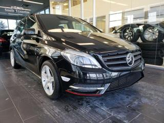 Used 2014 Mercedes-Benz B-Class SPORTS TOURER, HEATED SEATS, SUNROOF, ACCIDENT FREE for sale in Edmonton, AB