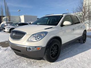 Used 2012 Buick Enclave CXL1/Heated Seats/Rear View Camera for sale in Edmonton, AB