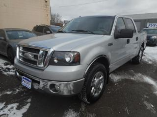 Used 2008 Ford F-150 XLT *Clean Carproof* Certified w/ 6 Month Warranty for sale in Brantford, ON