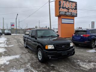 Used 2003 Ford Ranger XLT Premium**THUNDERBOLT**ONLY 154KM**RARE**CERT for sale in London, ON
