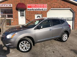 Used 2012 Nissan Rogue SV AWD Back Up Cam Sunroof Bluetooth Heated Cloth for sale in Bowmanville, ON