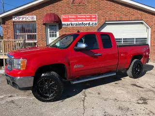 Used 2010 GMC Sierra 1500 SL Nevada Edition 4X4 4.8 Litre for sale in Bowmanville, ON