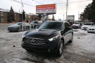 Used 2011 Infiniti FX35 Elite Pkg for sale in Toronto, ON