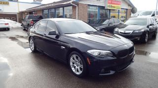 Used 2012 BMW 5 Series 528i xDrive/NAVI/BACKUP CAMERA/SUNROOF/14500 for sale in Brampton, ON