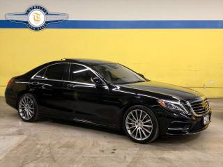 Used 2016 Mercedes-Benz S-Class S 550 for sale in Vaughan, ON