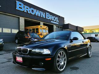 Used 2006 BMW 3 Series M3 Convertible for sale in Surrey, BC
