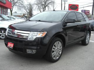 Used 2010 Ford Edge Limited for sale in London, ON