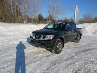 Used 2018 Nissan Frontier Pro-4X for sale in Fredericton, NB