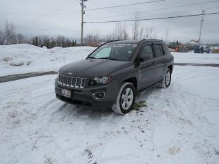 Used 2015 Jeep Compass for sale in Fredericton, NB