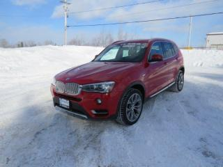 Used 2015 BMW X3 for sale in Fredericton, NB