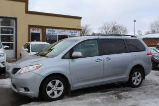 Used 2014 Toyota Sienna LE Wheel Chair Accessible for sale in Brampton, ON