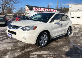 Used 2009 Acura RDX TechPkg/AWD/Certified/Automatic/Navi/Backup Camera for sale in Scarborough, ON
