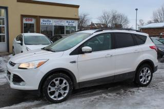 Used 2013 Ford Escape SEL Leather Pano Roof for sale in Brampton, ON