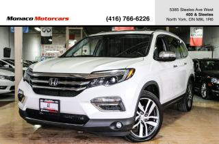 Used 2016 Honda Pilot TOURING - LANEKEEP|ACTIVE CRUISE|DVD|NAVI|BACKUP| for sale in North York, ON