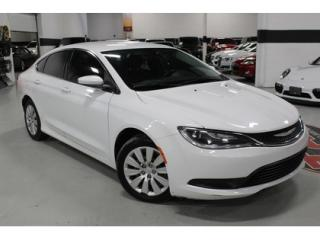 Used 2015 Chrysler 200 LX for sale in Vaughan, ON