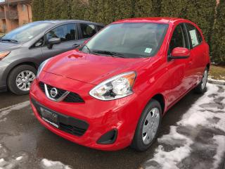 New 2019 Nissan Micra SV for sale in St. Catharines, ON