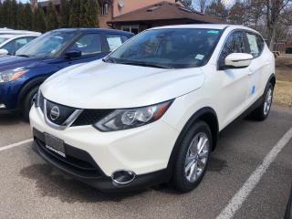 New 2019 Nissan Qashqai SV for sale in St. Catharines, ON