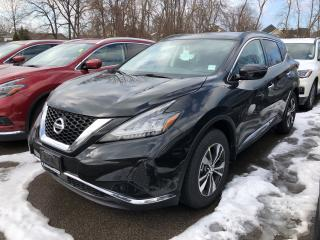 New 2019 Nissan Murano S for sale in St. Catharines, ON