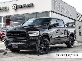New 2019 RAM 1500 SPORT for sale in Burlington, ON
