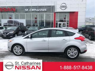 Used 2017 Ford Focus Hatchback Titanium for sale in St. Catharines, ON