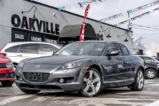 Used 2006 Mazda RX-8 4dr Cpe for sale in Oakville, ON