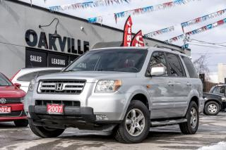 Used 2007 Honda Pilot 4WD 4dr EX-L w/Navi for sale in Oakville, ON
