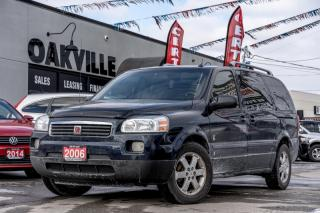 Used 2006 Saturn Relay 4dr Ext WB Relay.3 Uplevel for sale in Oakville, ON