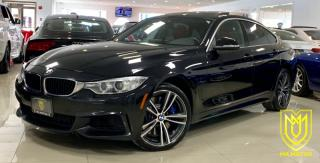 Used 2015 BMW 4 Series 435i|M PERFORMANCE|Gran Coupe for sale in North York, ON