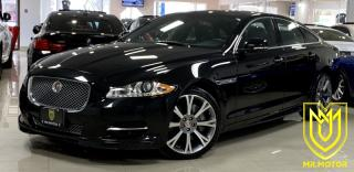 Used 2015 Jaguar XJ SPORT EDITION for sale in North York, ON