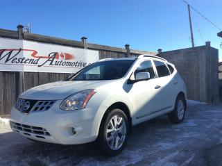 Used 2012 Nissan Rogue SL for sale in Stittsville, ON