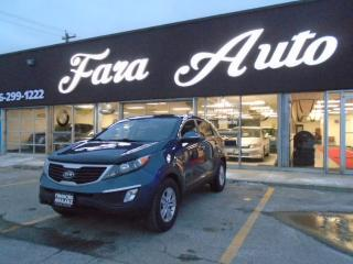 Used 2011 Kia Sportage FWD LX for sale in Scarborough, ON