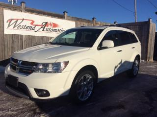 Used 2014 Dodge Journey R/T  AWD for sale in Stittsville, ON