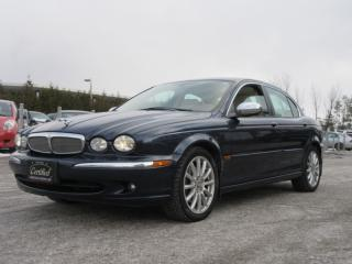 Used 2008 Jaguar X-Type AWD / VDP Edition / Accident Free for sale in Newmarket, ON