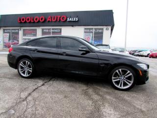 Used 2016 BMW 4 Series Gran Coupe 428i xDrive Gran Coupe 4 DR NAVIGATION HUD for sale in Milton, ON