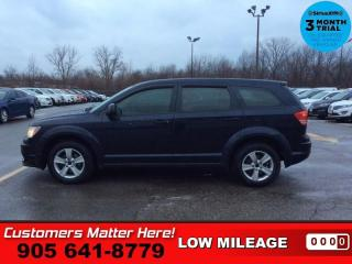 Used 2011 Dodge Journey Canada Value Package  PWR-GROUP ALLOYS 5-PASS for sale in St. Catharines, ON