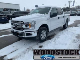 New 2019 Ford F-150 XLT  -  SYNC -  SiriusXM for sale in Woodstock, ON