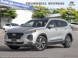 New 2019 Hyundai Santa Fe 2.0T Luxury AWD for sale in Thornhill, ON