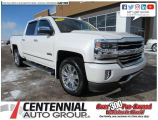 Used 2017 Chevrolet Silverado 1500 4WD Crew Cab High Country for sale in Charlottetown, PE