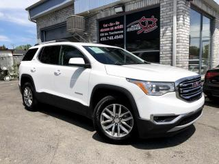Used 2018 GMC Acadia SLE 3.6L V6 AWD for sale in Longueuil, QC