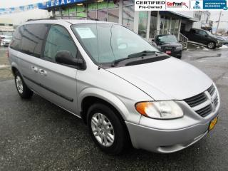 Used 2007 Dodge Caravan SE for sale in Surrey, BC