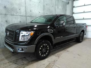 Used 2017 Nissan Titan PRO 4X for sale in Lévis, QC