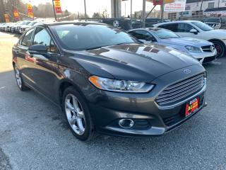 Used 2016 Ford Fusion SE Ecoboost AWD for sale in Surrey, BC