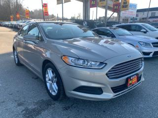 Used 2016 Ford Fusion SE - Navigation Pkg for sale in Surrey, BC