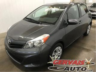 Used 2014 Toyota Yaris LE A/C for sale in Shawinigan, QC