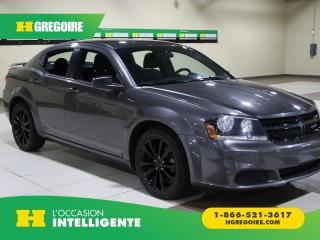 Used 2014 Dodge Avenger 4DR SDN A/C GR for sale in St-Léonard, QC